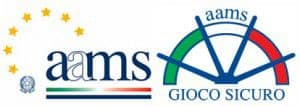 aams logo casino scommesse
