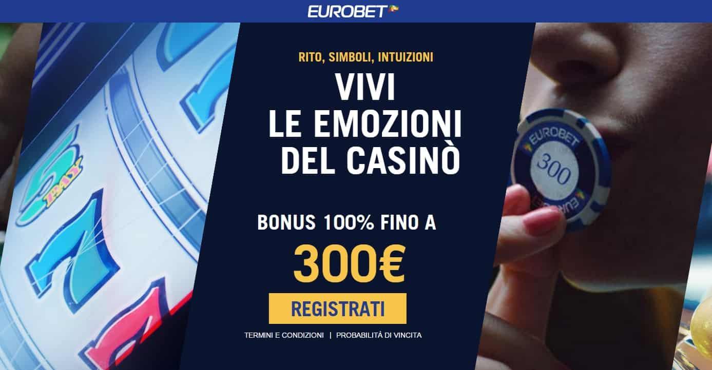 Casino Bonus Senza Deposito 2017