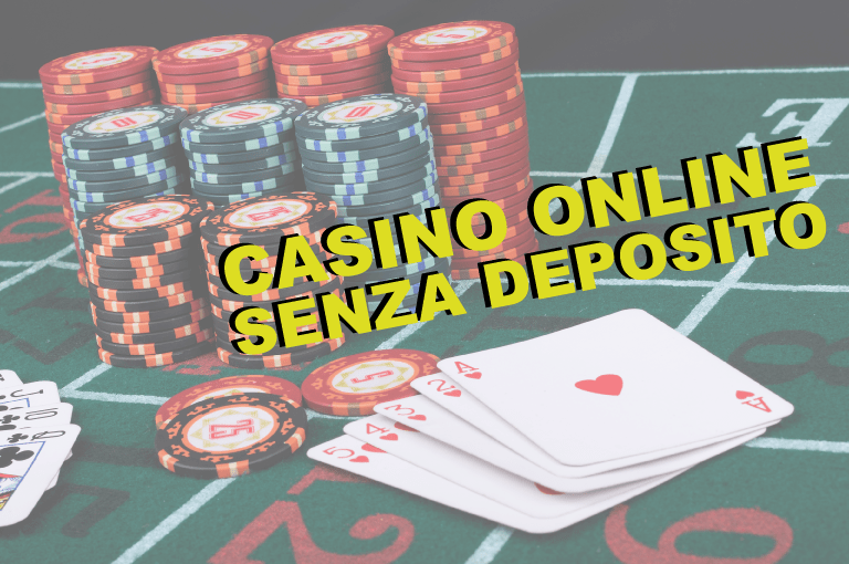 Bonus immediato senza deposito casino