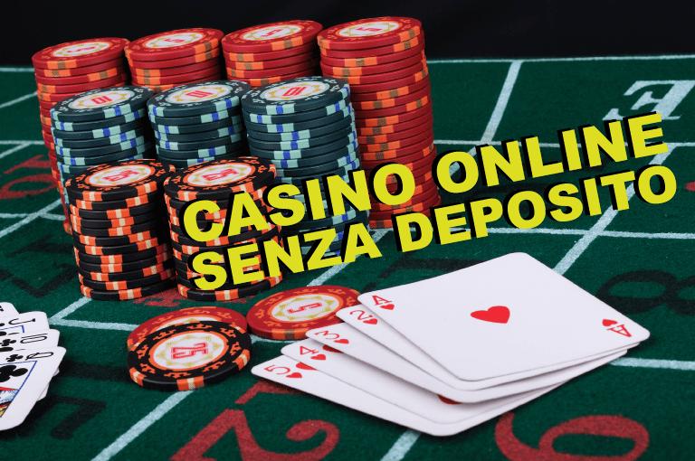 casino online bonus senza deposito aams