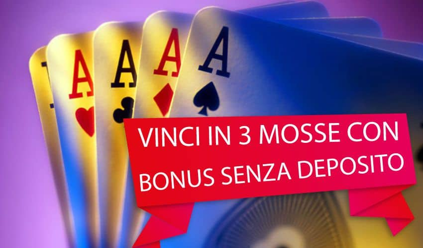 Bonus bingo senza deposito immediato
