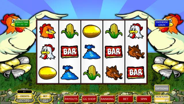 Slot bar gratis gallina