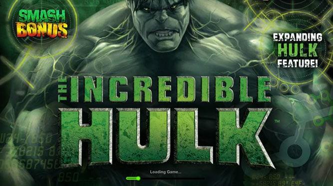 Slot Machine Online Hulk