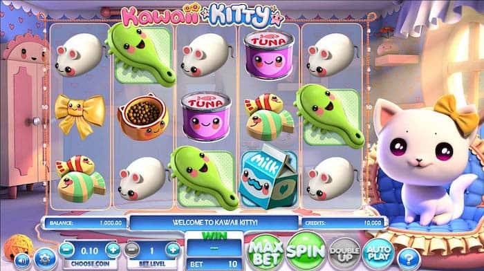 Kawaii Kitty No Download Slot