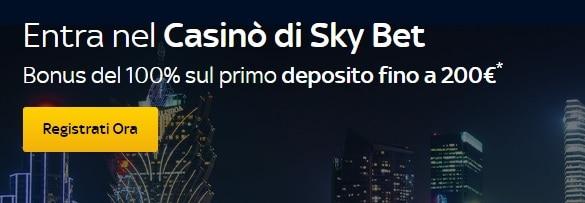 Casinò Online di Skybet recensione