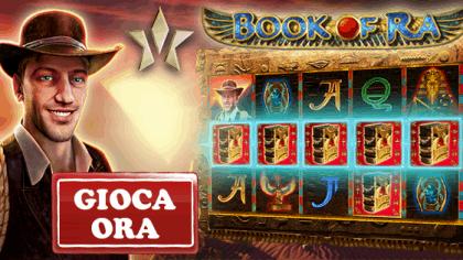 Recensione Slot Book of Ra recensione e dove giocare!