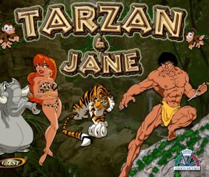 Slot Tarzan e Jane