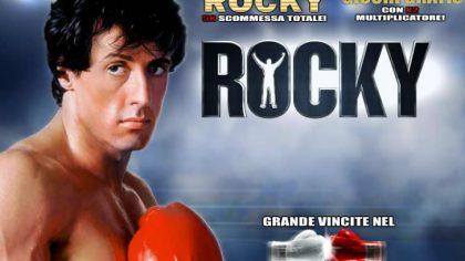 Recensione Slot Machine Rocky Playtech
