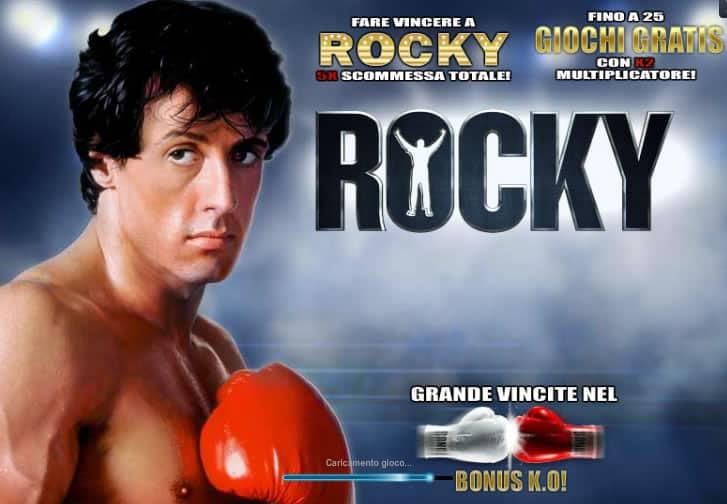 Gioca a Rocky su Casino.com Italia