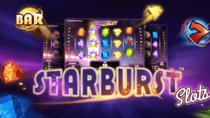 Recensione Starburst – Slot Machine NetEnt