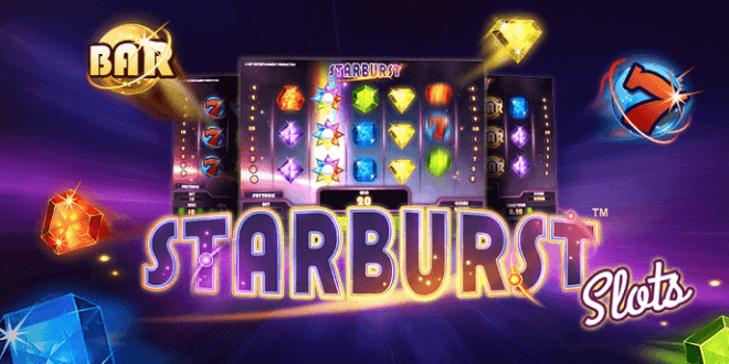 Giocare Gratis alla Slot Starburst