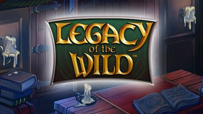 Recensione Slot Legacy of The Wild Playtech