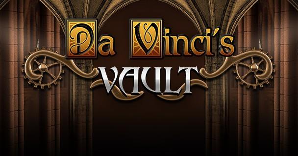 Da Vinci's Vault Slot Machine