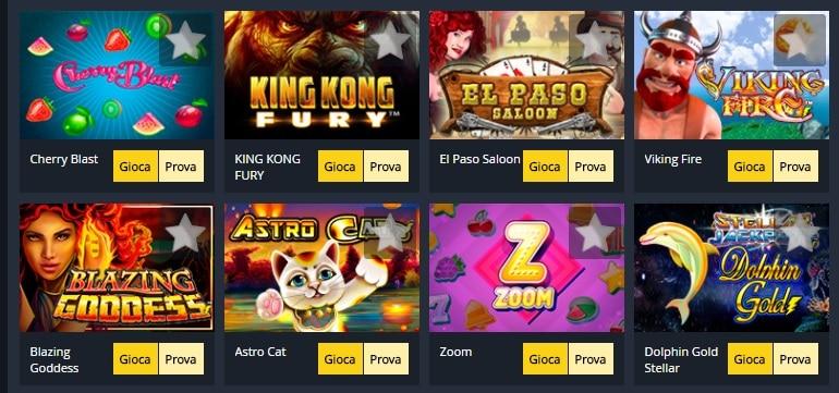 goldbet casino recensione