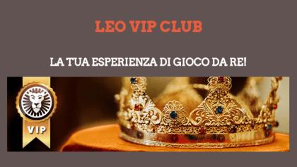 Vip Club Leovegas Casino