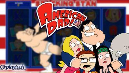 Recensione Slot American Dad