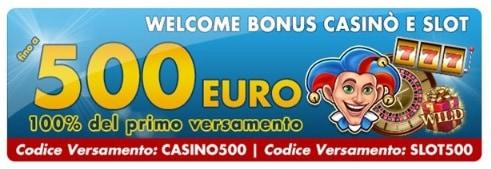 Betflag Welcome Bonus