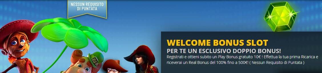 Intralot Welcome Slot
