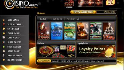 Casino.com opera con licenza AAMS