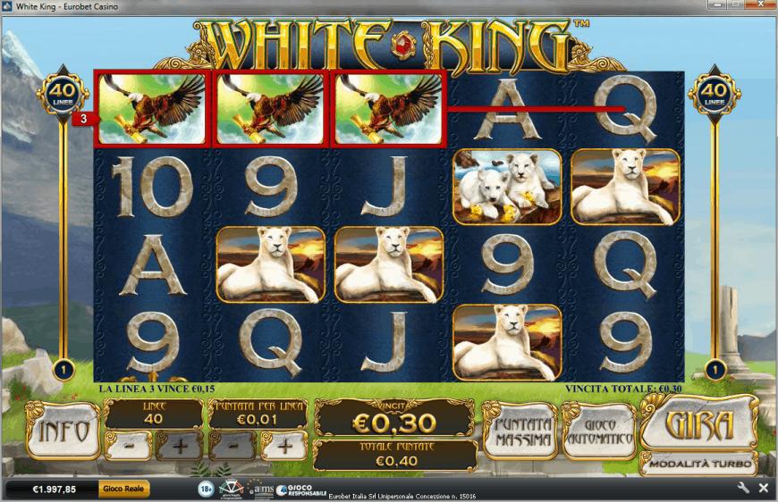 Le slot machine devono essere oggetto di valutazione prima di giocarci
