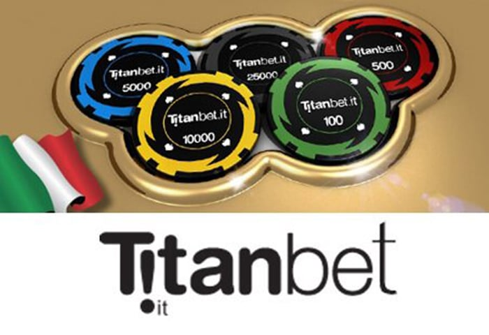 Il programma promozionale di TitanBet è molto valido