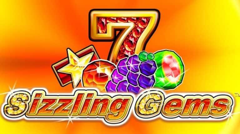 Sizzling Gems Slot Machine