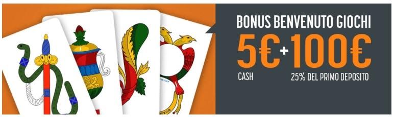 Briscola Snai Casino