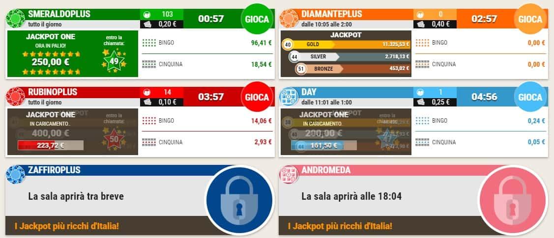 Eurobet Bingo Online