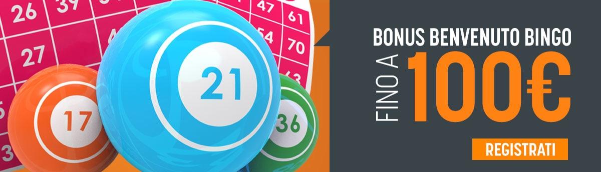 Snai Bingo Bonus