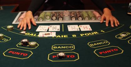 Tavolo Punto Banco