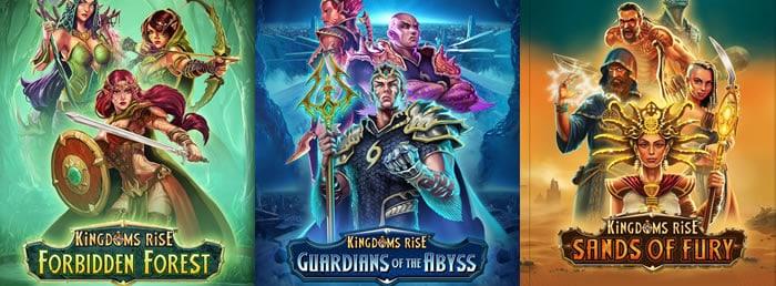 Slot Kingdom Rise Playtech