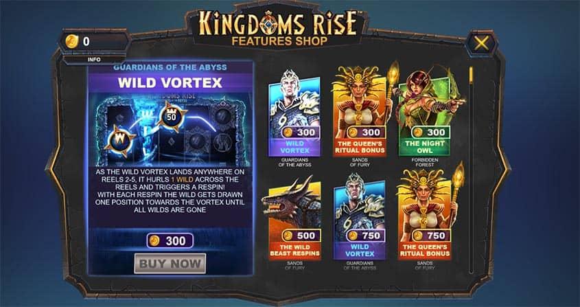 Kingdom Rise Shop