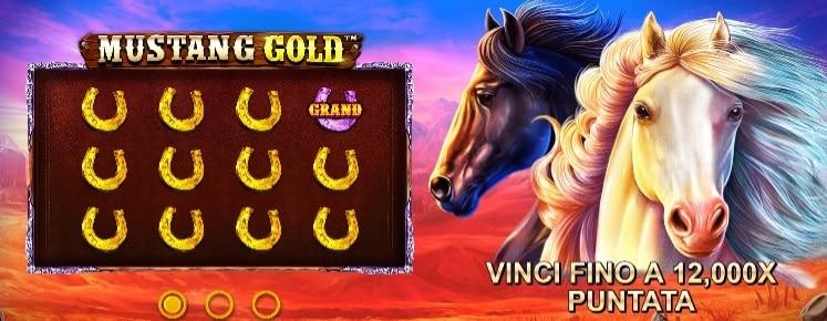 Mustang Gold Jackpot