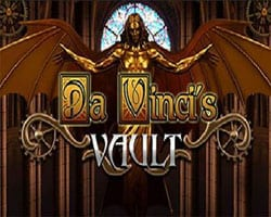 Da Vinci's Vault Slot Machine