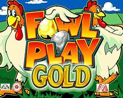 Fowl Play Gold Slot Machine