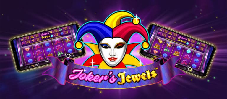 Joker's Jewels Slot Machine