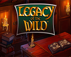 Legacy of The Wild Slot Machine