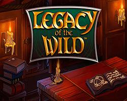 Legacy of The Wild Slot Machine