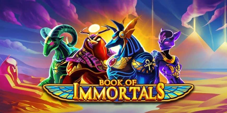 Book Of Immortals Gratis
