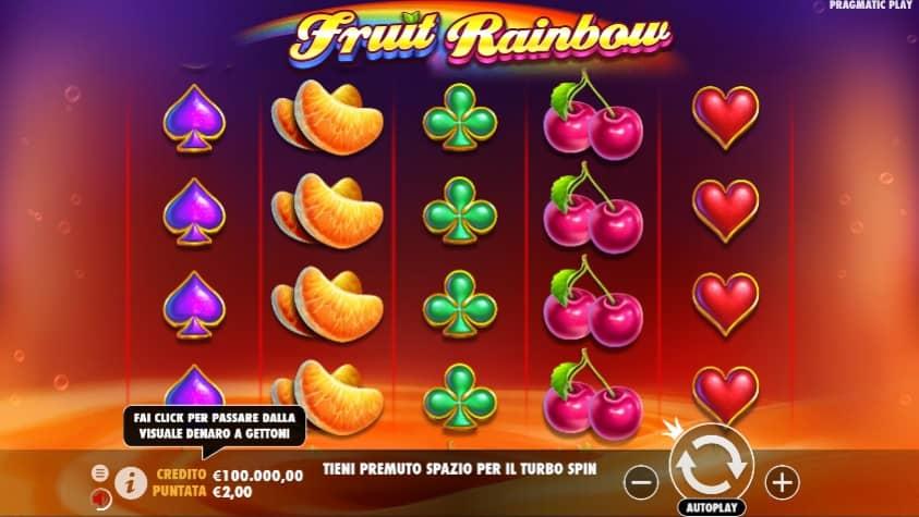 Fruit Rainbow Slot Pragmatic Play