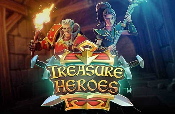 treasure heroes slot rabcat