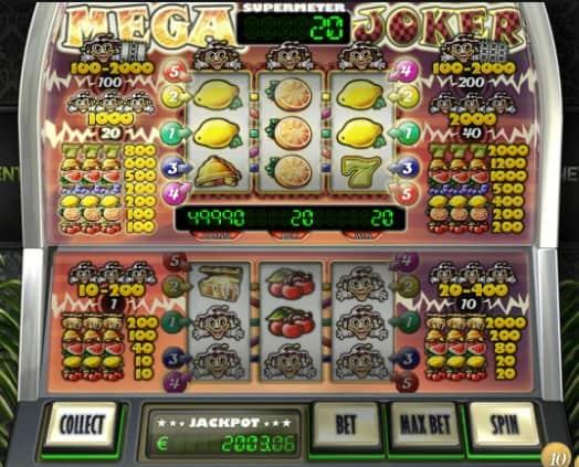 Mega Joker Slot 1