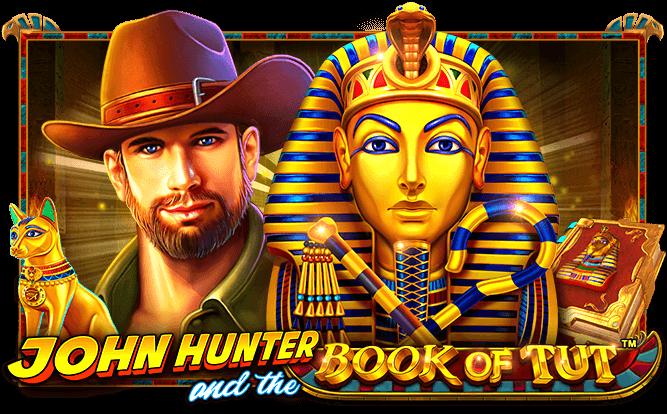 john hunter and the book of tut slot gratis