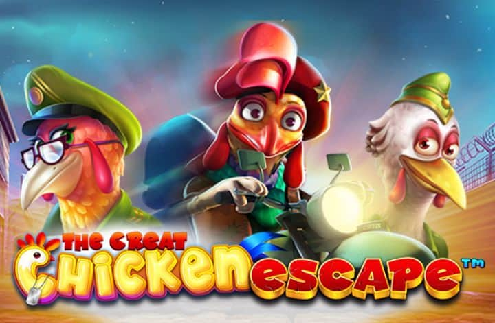 The Great Chicken Escape Slot Pragmatic Play