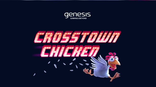 Crosstown Chicken Slot Genesis