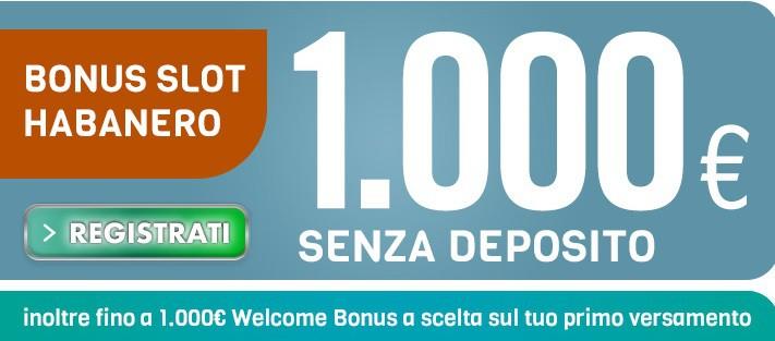 Betflag Casino 1000E slot Habanero