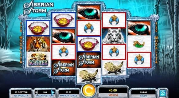 Siberian Storm Slot Gratis
