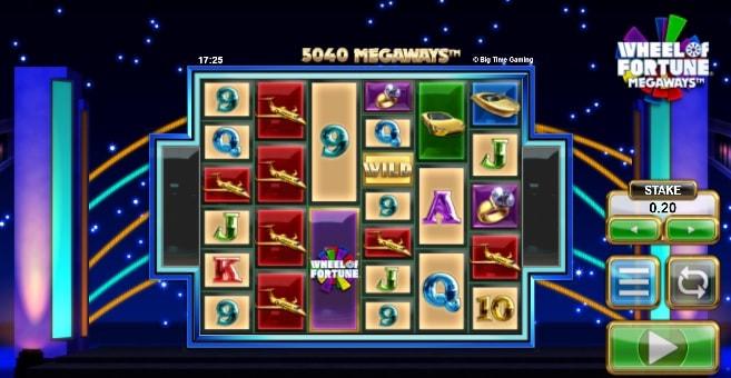 wheel of fortune slot gratis