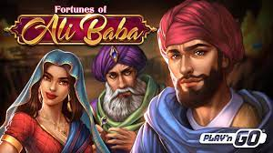 fortune of ali baba slot play n go