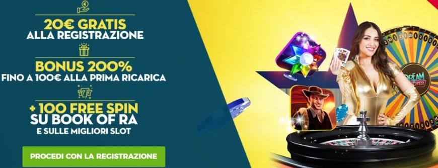Bonus Starcasino